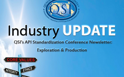 API Winter Standardization Conference 2018