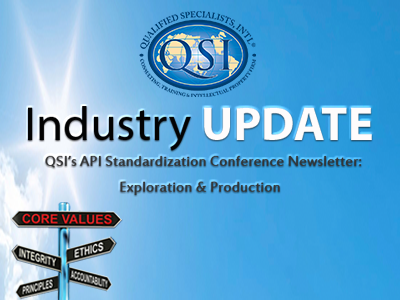 2017 API Winter Standardization Conference
