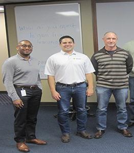 API Lead Auditor Training - Instructor, Bud Weightman (QSI) - November 15-17, 2016