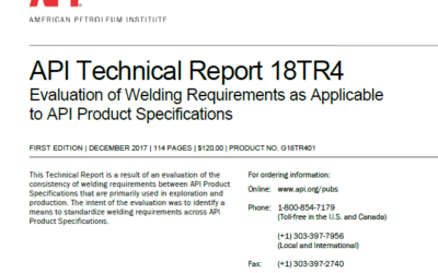 Technical Report 18TR4 Released